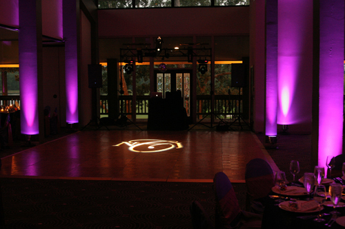 Kimbrough Salas Music Bay Area Wedding Uplighting